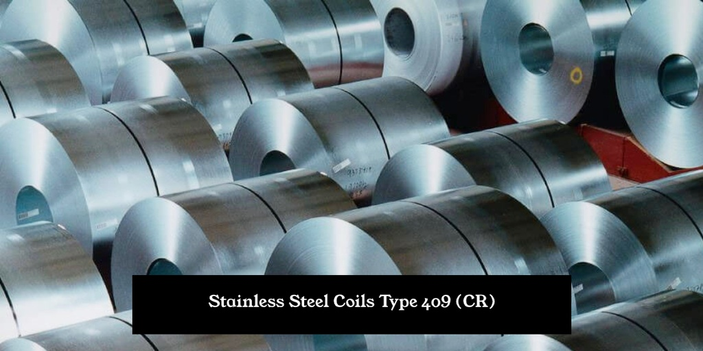 Stainless Steel Sheet/Coils ASTM A240 TP 409 (CR)
