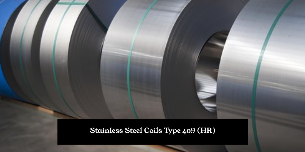 Stainless Steel Coils Type 409 (HR)